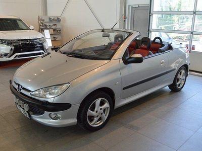 gebraucht Peugeot 206 CC 2.0 -01
