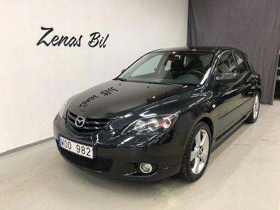 used Mazda 3 Sport 2.0 150hk -05