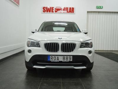 begagnad BMW X1 xDrive 23d Auto Navi Panorama -12