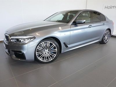 begagnad BMW 530 i xDrive Sedan Innovation Edition -19