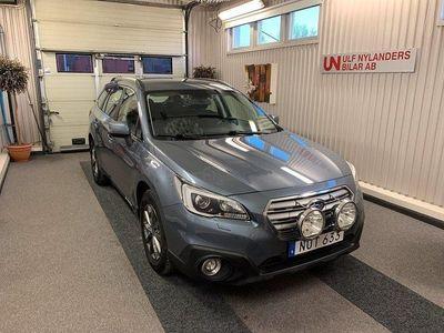 begagnad Subaru Outback 2.0D Base CVT AWD