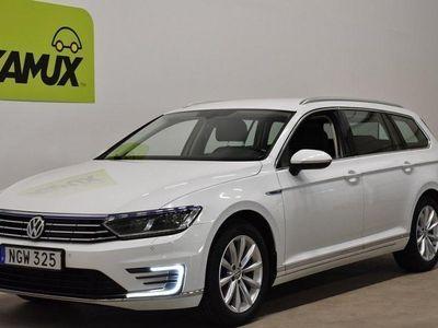 begagnad VW Passat GTE 1.4 TSI Drag S&V-Hjul (218hk)
