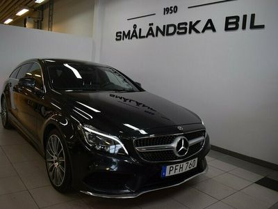 begagnad Mercedes CLS350 Shooting Brake d 4MATIC 9G-Tronic AMG