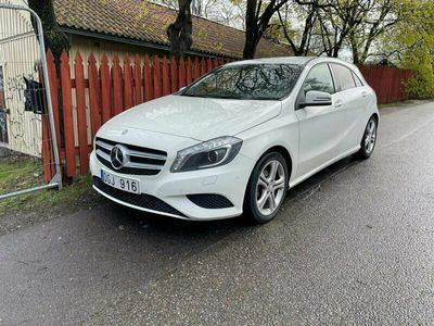 begagnad Mercedes A180 176CDI