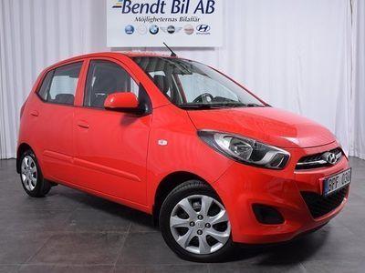 begagnad Hyundai i10 5dr 67hk /2450mil/ 0,95% RÄNTA