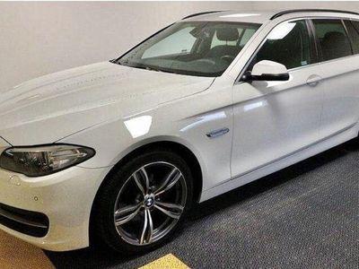 begagnad BMW 520