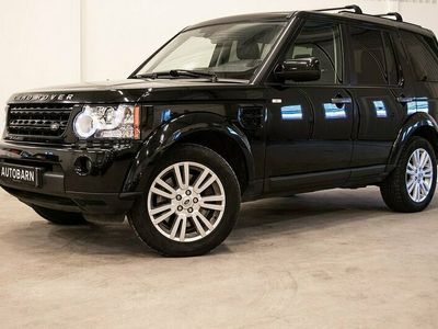begagnad Land Rover Discovery 4 3.0 SDV6 HSE 4WD Automat 7-sits 256hk
