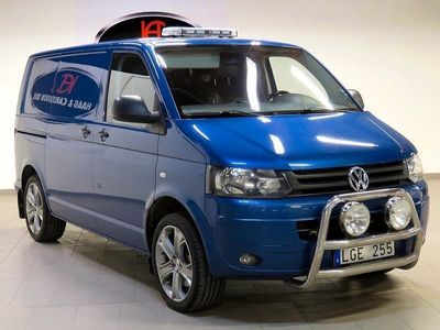begagnad VW Transporter 2,0 Tdi Automat