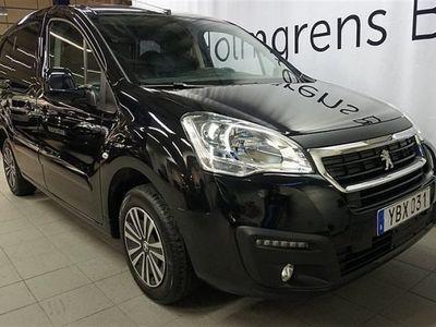begagnad Peugeot Partner Skåp PRO+ 1,6 BlueHdi 75hk L1 -16