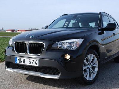 begagnad BMW X1 2,0D 177hk X-Drive -12