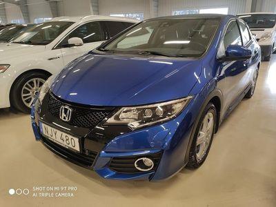 begagnad Honda Civic 5DR 1,8 142hk Executive MT
