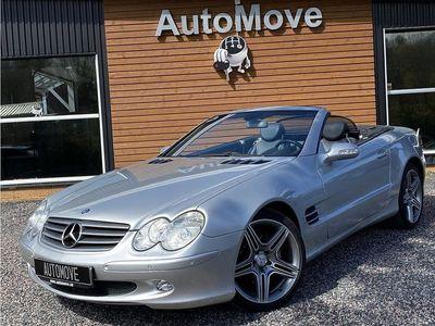 begagnad Mercedes SL500 Roadster (306hk)