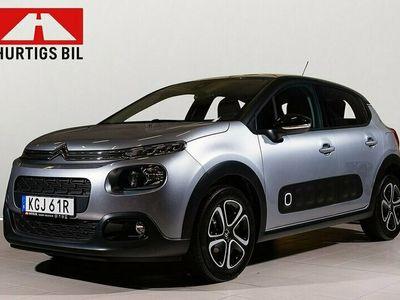 begagnad Citroën C3 1.2 VTi 82hk Shine Backkamera