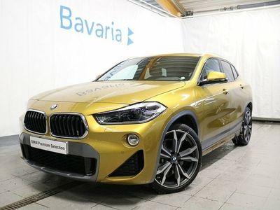 begagnad BMW X2 xDrive 20d Msport X