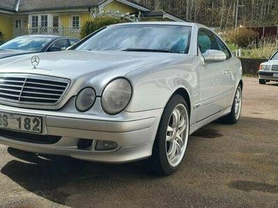 begagnad Mercedes CLK200 KO