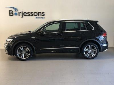 begagnad VW Tiguan GTS 2.0 TDI 4Motion DSG R-line, Executivepaket 2017, SUV 339 000 kr