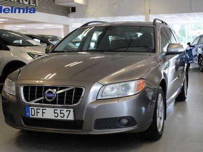 begagnad Volvo V70 2,0D Momentum