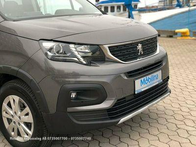 begagnad Peugeot Rifter Handikappanpassad