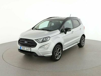 begagnad Ford Ecosport 1.0 EcoBoost ST-Line 125hk / Xenon Backkamera