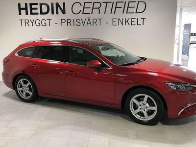 brugt Mazda 6 2,2 Di Skyaktiv-G Aut6 Optimum