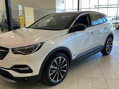 begagnad Opel Grandland X ULTIMATE PHEV 300 AWD *MILJÖBIL* / DEMO /