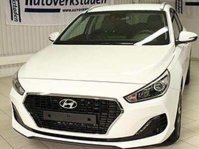 begagnad Hyundai i30 Kombi 1.0T/120hk Limited Edition M6