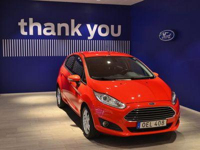 begagnad Ford Fiesta 1.0 EcoBoost