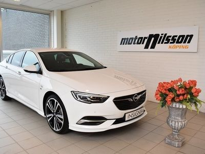 brugt Opel Insignia Business 1.6T 200hk Aut/OPC-Lin -19