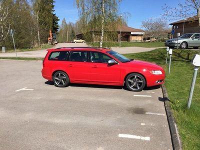 begagnad Volvo V70 Momentum, R-Design