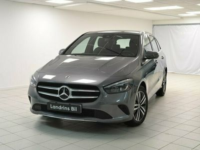 begagnad Mercedes B250 e | DEMO| VÄRMARE|
