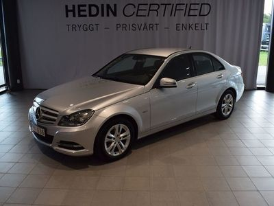 begagnad Mercedes C220 CDI BLUEEFFICIENCY BUSINESS