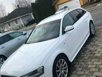 begagnad Audi A4 AVANT