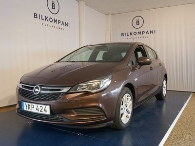 begagnad Opel Astra Enjoy 5D 1.6 CDTi 110 hk *Skattefri*