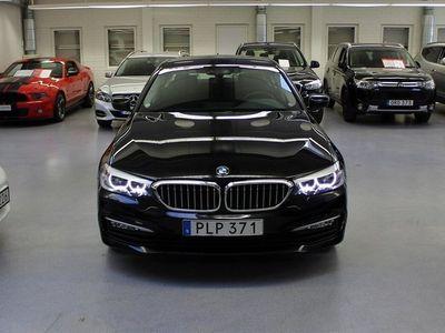 begagnad BMW 520 d Sedan Euro 6 190hk / NAVI / B-KAMERA