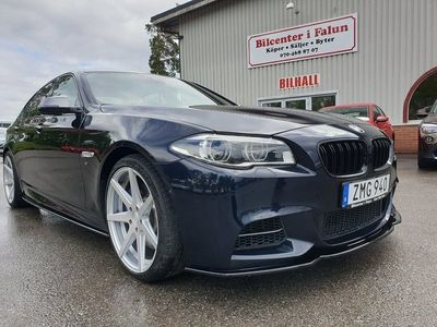 begagnad BMW M550 d xDrive Sedan xDrive/Sedan/Steptronic/M Sport/Euro 6/381hk