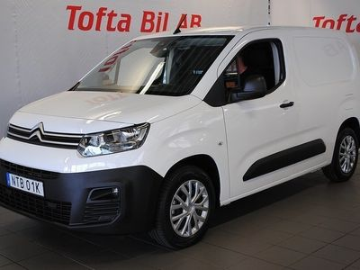 begagnad Citroën Berlingo Skåp 130 Hk Automat Bensin