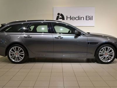 begagnad Jaguar XF SPORTBRAKE 2.0D HIGH AWD