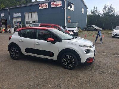 begagnad Citroën C3 1.2 VTi Euro 6 82hk -19