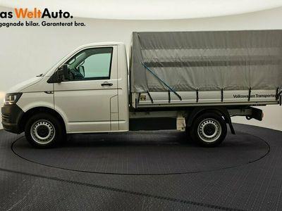begagnad VW Transporter T6kort hjulbas PickUp TDI102 /Komfort/P-värmare/Drag