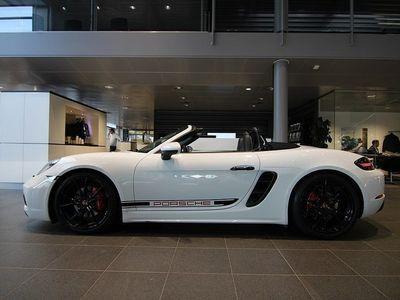 begagnad Porsche 718 Boxster GTS 718
