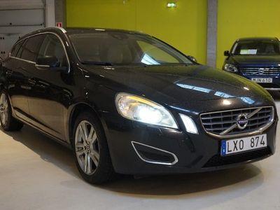 begagnad Volvo V60 T3 Summum 150hk manuell
