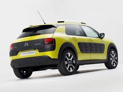 begagnad Citroën C4 Cactus Shine 110 S&S