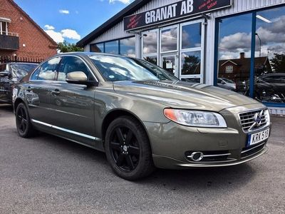 begagnad Volvo S80 D5 AWD Geartronic Summum 215hk