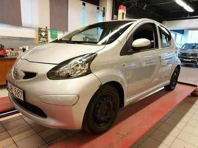 begagnad Toyota Aygo 1.0 VVT-i 5dr (68hk)
