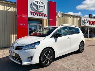 begagnad Toyota Verso 1.8 Intense Edition 7-sits