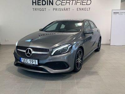 begagnad Mercedes A200 Aut AMG