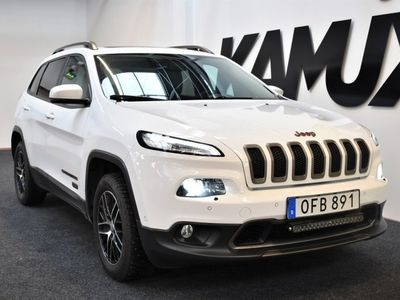 begagnad Jeep Cherokee | 2.2 | CRD | 4WD | Automatisk | 200hk |