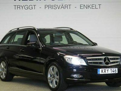 begagnad Mercedes C200 - BenzCGI / / AUTOMAT / / P - SENSORER