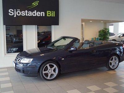 brugt Saab 9-3 Cabriolet LINEAR CAB 2005, 109 900 kr