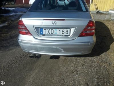 begagnad Mercedes C180 Avantgarde -03